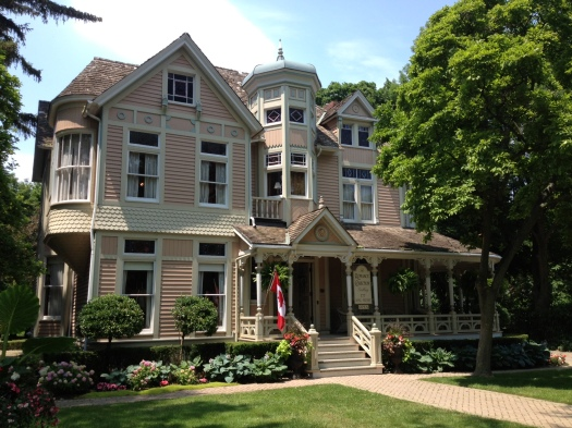 A bed and breakfast in Niagara on the Lake