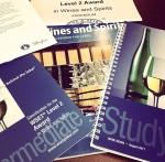 wine & spirit education trust level 2 intermediate