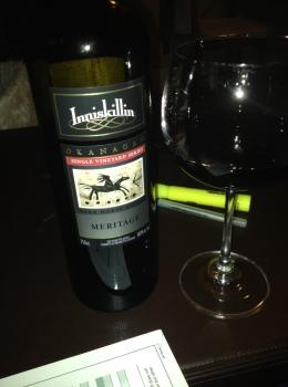 Meritage VQA Canadian wine