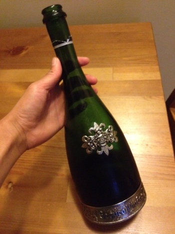 Spanish sparkling wine