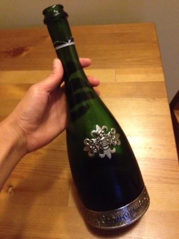Spanish sparkling wine