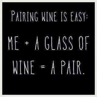 wine pairing easy