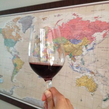 wine-and-map