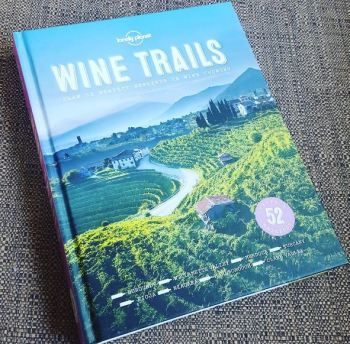 wine travel book
